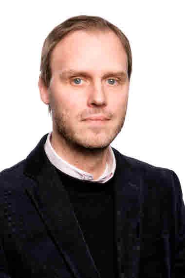 Christian Dahl, förvaltningschef kulturförvaltningen, TF förvaltningschef Teknik och fritid