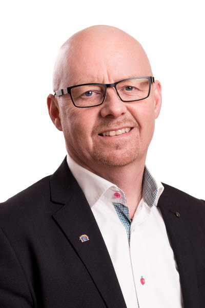 Kommunalråd Stefan Olsson - Sverigedemokraterna - Landskrona Stad
