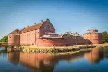 Landskrona slott Citadellet