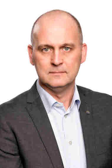 Fredrik Menkus Wegbratt, förvaltningschef utbildningsförvaltningen