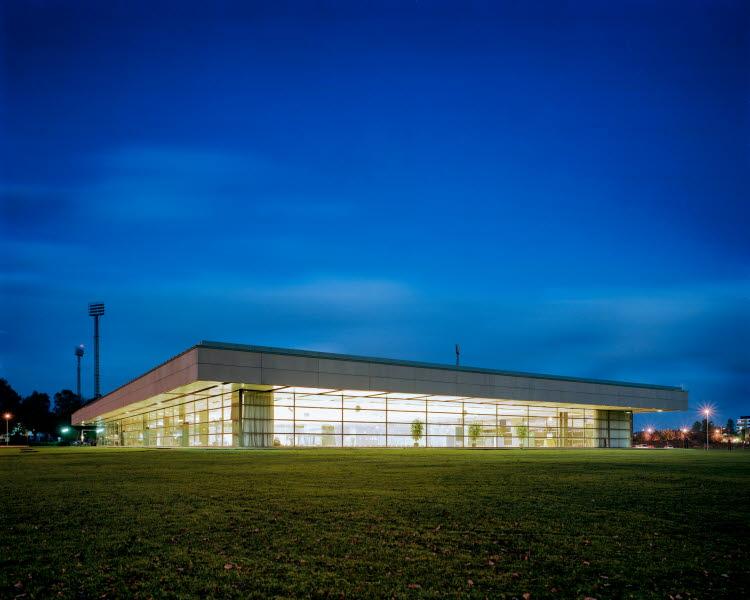 Landskrona idrottshall