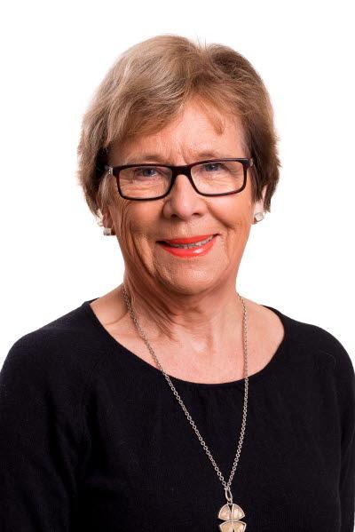 Kommunfullmäktige Gunlög Stenfelt - Liberalerna