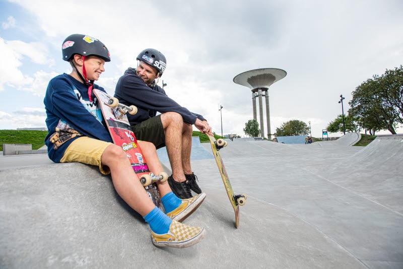 Lagunen skatepark