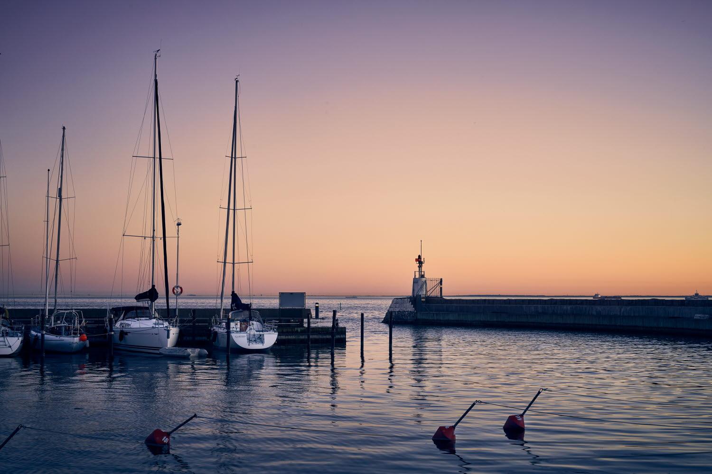 Borstahusens hamn