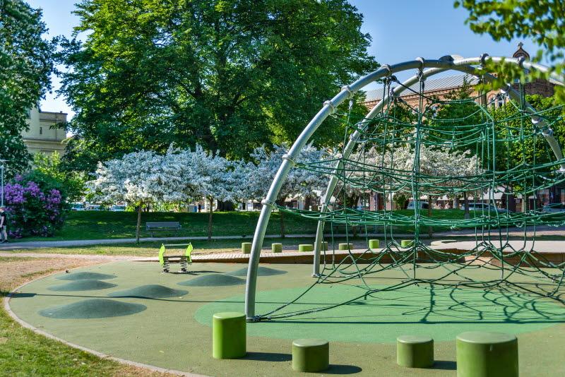 Lekplats Teaterparken